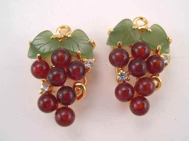 Carnelian Jade Gun Metal Blue Agate Earrings Amp Pendants