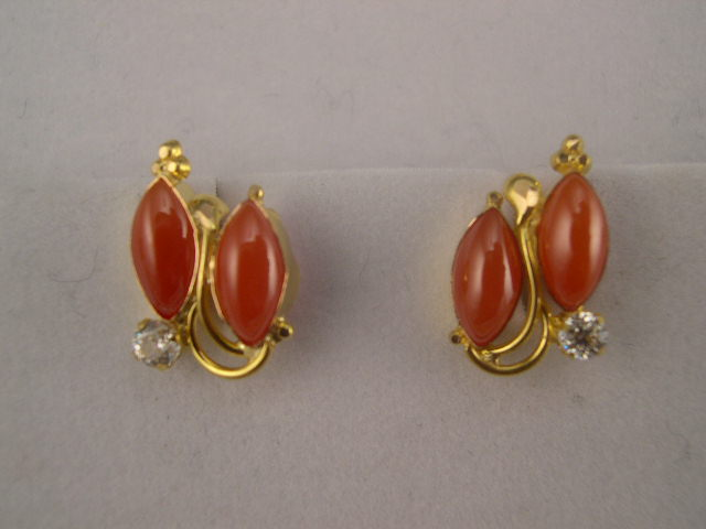 22k Gold Jewelry Beautiful Earrings And Pendants With