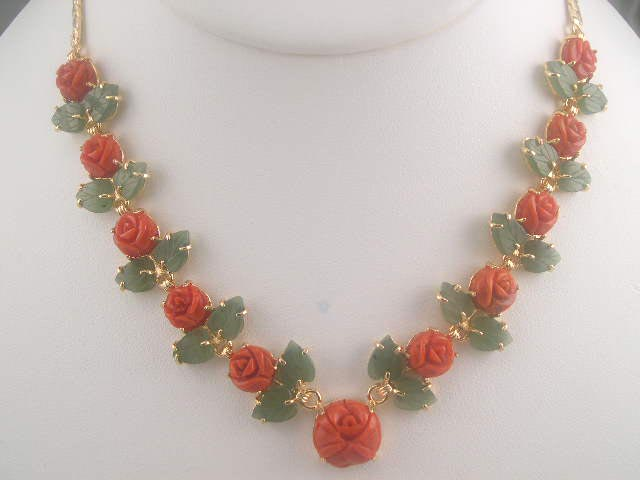 product beads red designs design indian cheap latest necklace detail jewellery