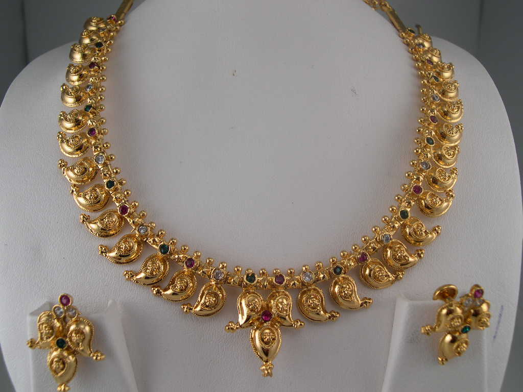 Great Indian Gold Necklace Designs 1024 x 768 · 87 kB · jpeg