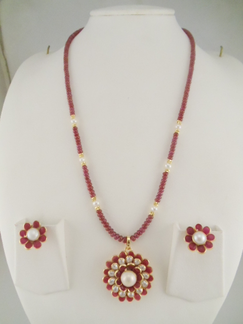 Indian Jewelry Pacchi Sets