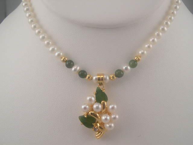 Fresh Water Pearl Necklaces - All Natural Pearls