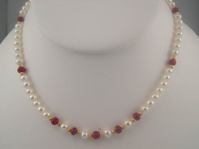Fresh Water Pearl Necklaces All Natural Pearls