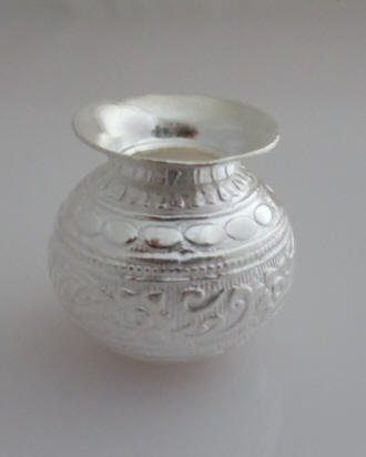 Pure Silver Pooja Gift Items
